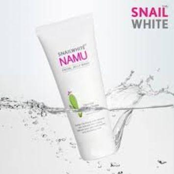 Snail White Namu Facial Jelly Wash, Deep Clean, Reduce Acne 100 ml by Madam A