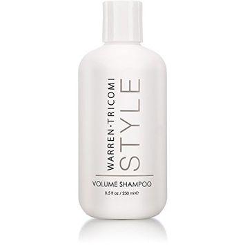 Warren Tricomi Professional Vitamin B5 'Volume Shampoo' Removes Impurities, Strengthens & Adds Shine (8.5 oz)
