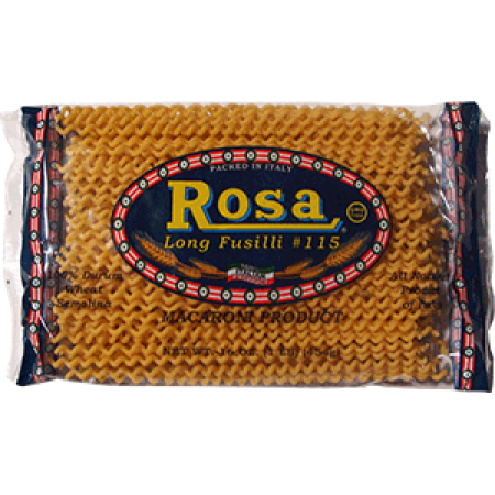 Rosa Long Fusilli