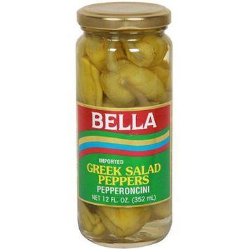 Bella Greek Peppers Pepperoncini, 12 oz (Pack of 12)