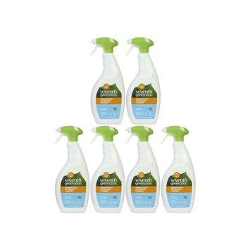 Seventh Generation Disinfecting Bathroom Cleaner - Lemongrass & Citrus - 26 oz (6 Pack)