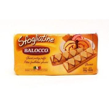 Balocco Sfogliatine Cookies 7.05 oz