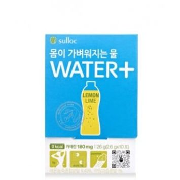 Osulloc Water + Lemon Lime 10 sachets in a box