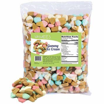 Gummy Candy – Gummy Ice Cream Cones - Ice Cream Party – Bulk Candy – 5 Pounds