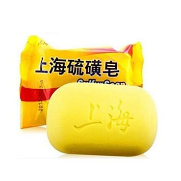 Sulfur Soap Oil, Cyclamen9 Control Acne, Face Wash, Anti Acne, Acne Blackhead, Psoriasis Seborrhea Eczema Facial Cleanser