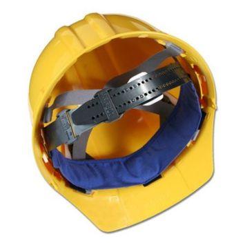 Ergodyne 6716 Evaporative Cooling Hard Hat Liner Solid Blue