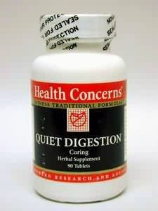 Health Concerns Quiet Digestion 90t