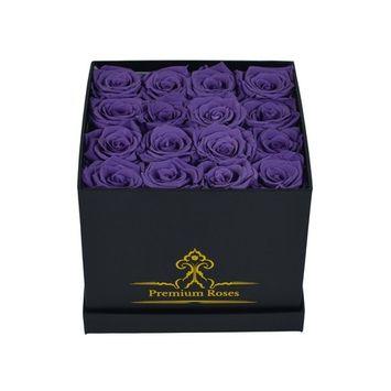 Premium Roses   Model Posh   Real Roses That Last 365 Days   Roses in a Box  Fresh Flowers