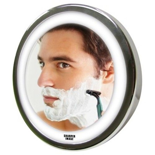 Fog Free Shower Mirror Sharper Image