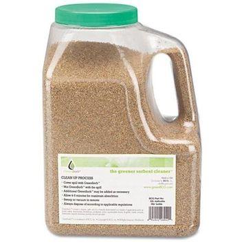 GreenSorb GS4 Eco-Friendly Sorbent, Clay, 4 lb Shaker Bottle
