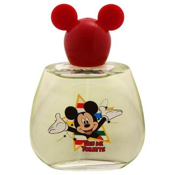 Mickey Mouse K-U-1004 3.4 oz EDT Spray for Kids