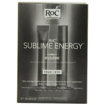 Roc Sublime Energy E-pulse Eye Concentrate + Moisturiser