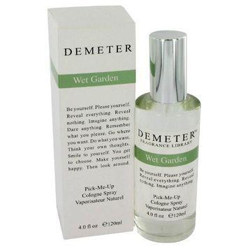Demeter By Demeter Wet Garden Cologne Spray 4 Oz For Women