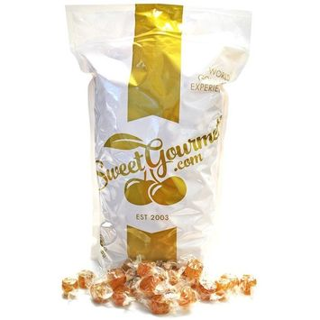 SweetGourmet Old Fashioned Ginger Cuts Candy, 5Lb