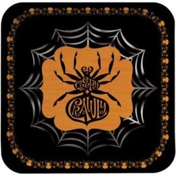 Halloween Scary Silhouettes 7-inch Paper Plates 8 Per Pack