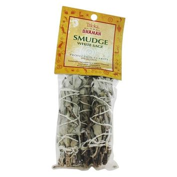 Global Shaman Smudge Mini White Sage - 3 Pack