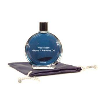 Wet Kisses Perfume Oil - 1.7 oz in Premium Glass Bottle