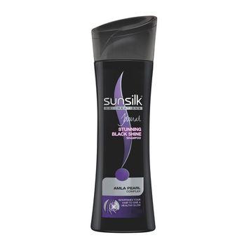 Sunsilk Black Shine Shampoo, 180ml (Pack of 2)