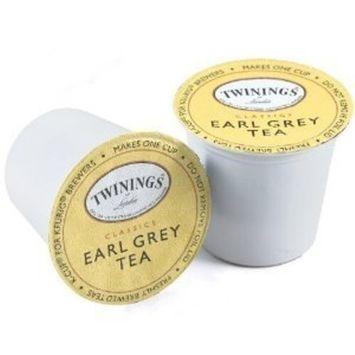 Twinings of London Earl Grey K-Cups for Keurig, 24 Count [Earl Grey]