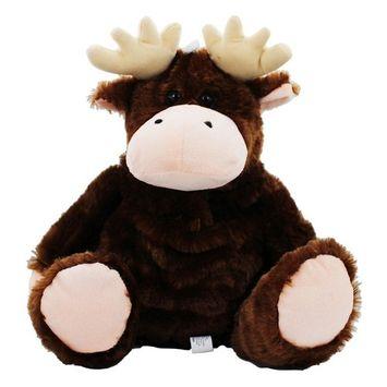 Warm 'N Cuddly Gel Animal Hot/Cold Pack Moose