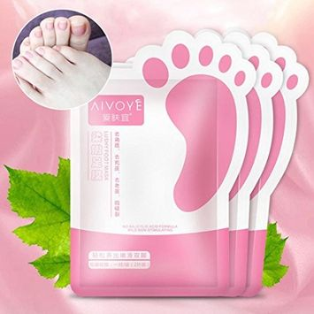 DZT1968 One pair/bag exfoliating Best Mask For Taking Care Of Your Feet Skin To Cut Dead Skin Calluses