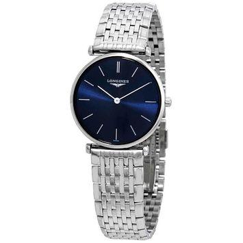 Longines - Longines La Grande Classique Blue Dial Ladies Watch L45124956