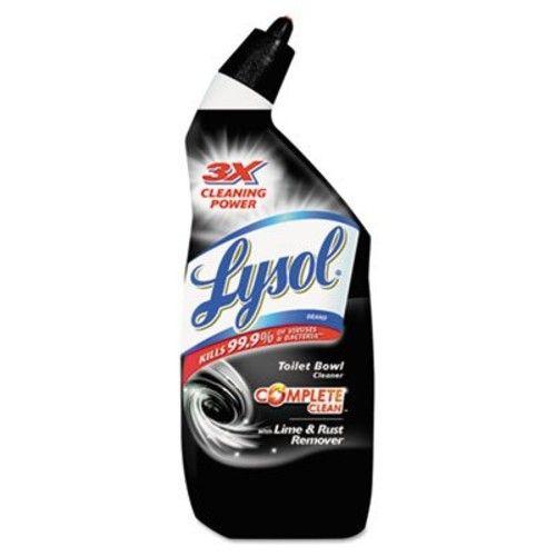 Lysol 80088EA Toilet Bowl Cleaner, Wintergreen Scent, Liquid, 24oz Bottle