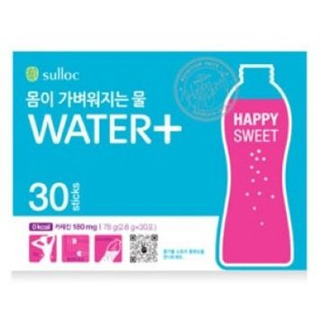 Osulloc Water + Happy Sweet 30 sachets in a box