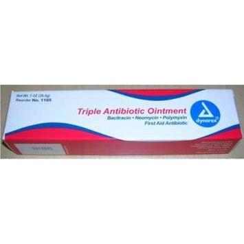 TRIPLE ANTIBIOTIC OINTMENT 1185 1oz by DYNAREX CORP. ***