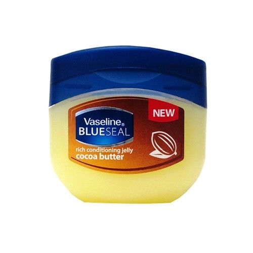 Vaseline Petroleum Jelly Blue Seal With Cocoa Butter (100ml)