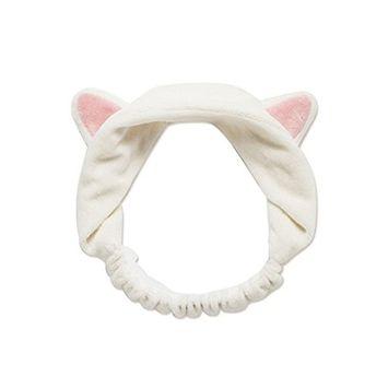 1 PCS Lady Fashion Retro Cat's Ear Head Band Hairband Hairpin Headdress Hair Hoop Hair Accessories
