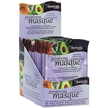Naturals by Hask Strengthening Masque (Display of 12)