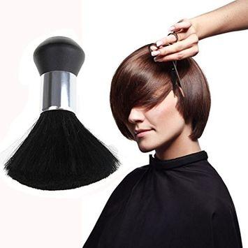 OVERMAL Professional Black Hairdressing Stylist Barbers Salon Hair Cut Neck Duster Brush