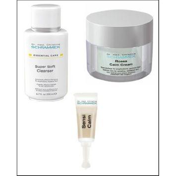 Dr. Schrammek Advanced Pack for Sensitive Reddened Skin. A S.o.s Solution for Reddened & Sensitive Skin