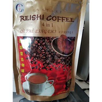 CB Reishi Coffee 4 in 1