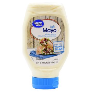 Great Value Light Mayo