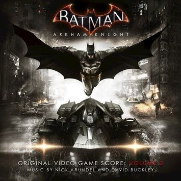Nick Arundel Batman: Arkham Knight 2