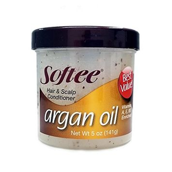 Softee Argan Oil Hair & Scalp Conditioner 5 oz