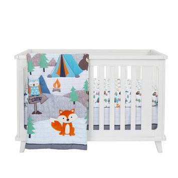 Parent's Choice 3 Piece Nursery Set, Adventure