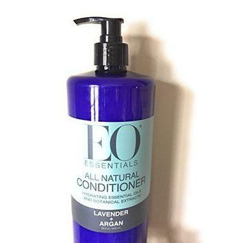 EO Essentials Natural Conditioner Lavender & Argan 32 Fl Oz (Lavender & Argan)