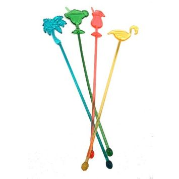 Fun Express Tropical Drink Stirrers