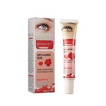 Hunputa Naturals Eye Cream for Dark Circles, Puffiness, Wrinkles, and Bags