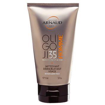 Institut Arnaud Paris Oligoji35 - Men Care Scrub Clean Face - 5.1 oz.