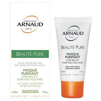 Institut Arnaud Paris Beaut? Pure - Pure Beauty Purifying Mask - 1.7 oz.