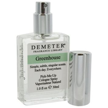 Demeter Cologne Spray, Greenhouse, 1 oz.