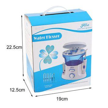Simple Design Portable LV850 Dental Floss Water Oral Flosser Desktop Water Floss Oral Hygiene Dental Care Flossing Set