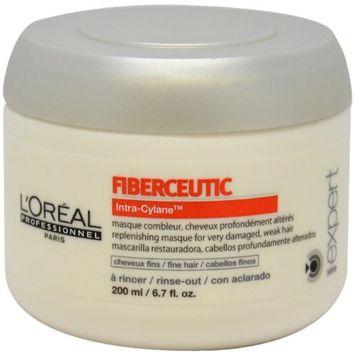 L'Oreal Fiberceutic Mask Thick Hair Unisex, 6.7 Ounce