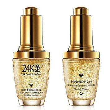 24K Gold Face Cream Whitening Moisturizing,Creams Moisturizers,Essence Serum New Face Skin Care,Anti Aging Wrinkle Firming Moisturizing Skin Face