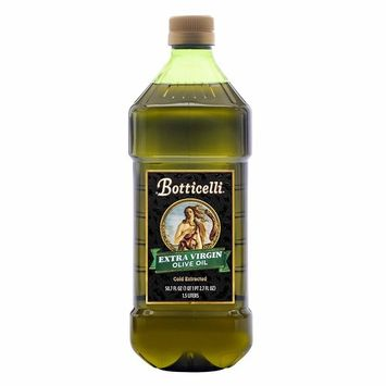 Botticelli Extra Virgin Olive Oil. From, Cold Extracted Olives. Great for Cooking, Sautéing, as a Salad Dressing and Topping (50.7oz/1.5 liters)