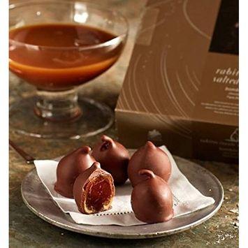 Rabitos Royale Salted Caramel Chocolate 30 Individually Wrapped Figs - Bulk